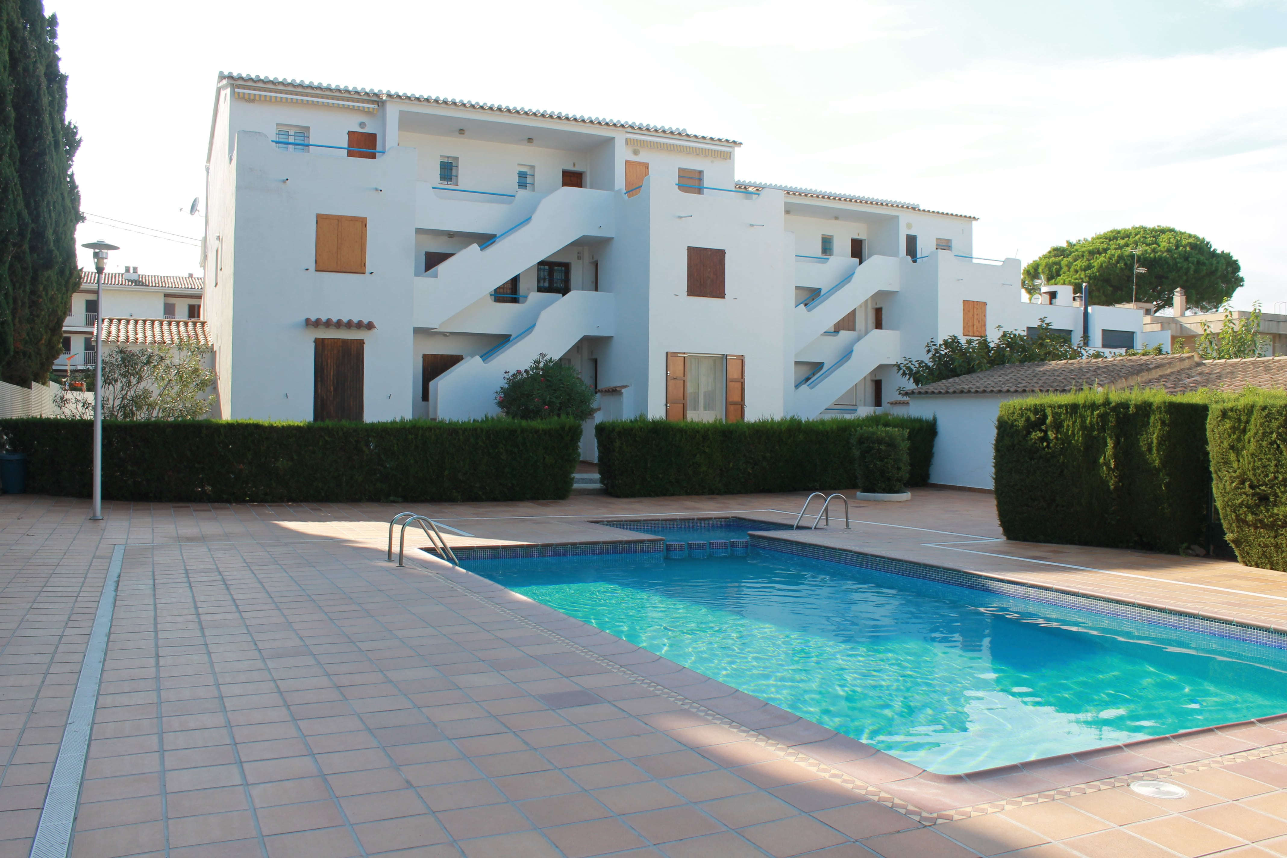 Appartements avec piscine communautaire
